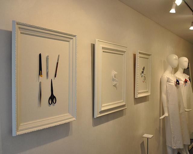 "novelax new products exhibition ""break slow"""