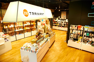 「NOVELAX STORE Tokyo Station Gallery @東京駅」 | 展示・販売